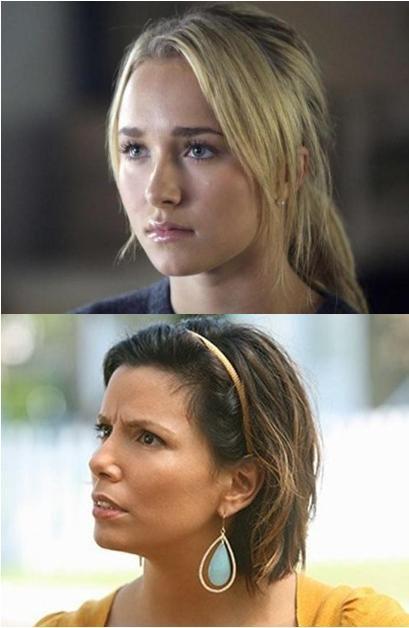 Divers advairsaires*****Claire ou Gabrielle