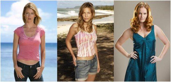 Lost: Les Disparus*****Libby, Nikki ou Charlotte
