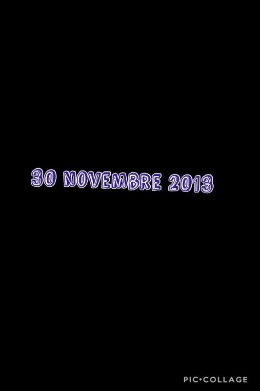 30 novembre 2013