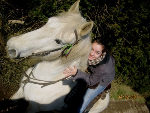 Croire en sont cheval sais lui ouvrir sont c½ur afin qu'il vous guident dans les moments durs et vous suis dans les moments fort !