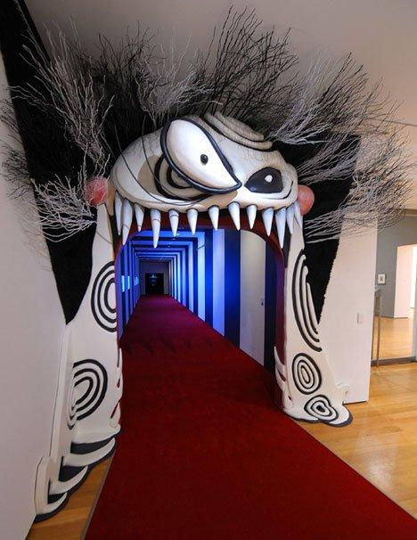 Exposition sur Tim Burton <3