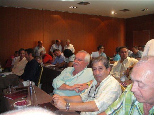 REUNIÓN DE COMISIONES TÉCNICAS. GRANADA, SEPTIEMBRE 2010.