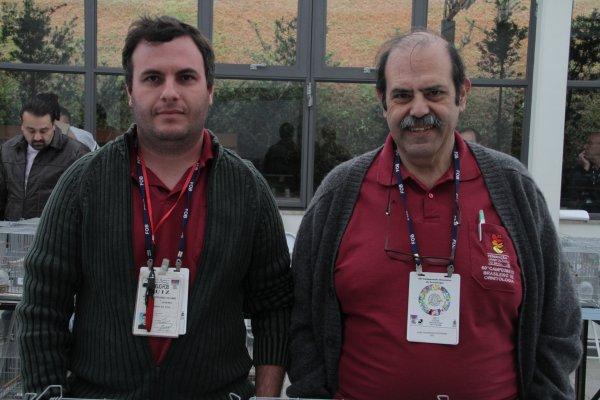 FOTOS DE COMPAÑEROS JUECES DE BRASIL.