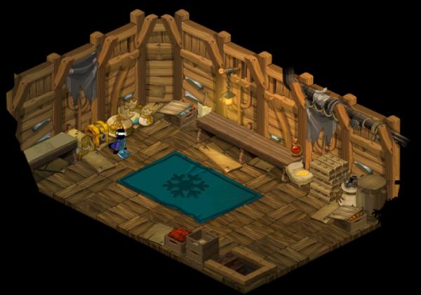 Une nouvelle Maison :)