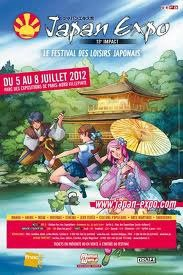 Japan expo 07/07/12