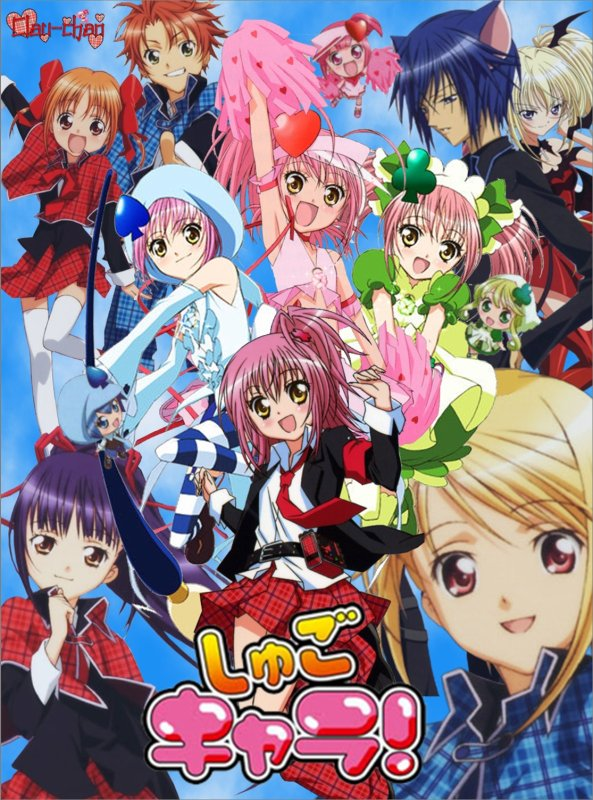 top anime shojo