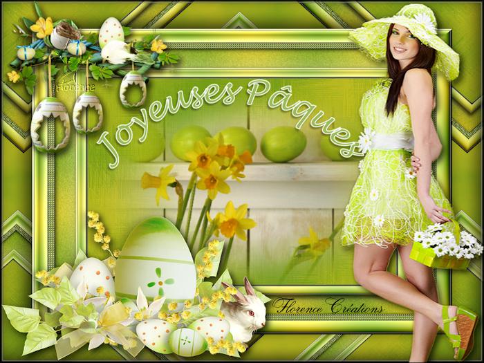 ♥ Bonnes fêtes de Pâques ♥