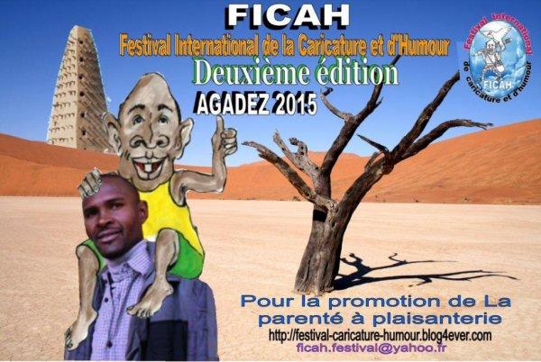 FICAH - festival international de la caricature et humour - Deuxième édition