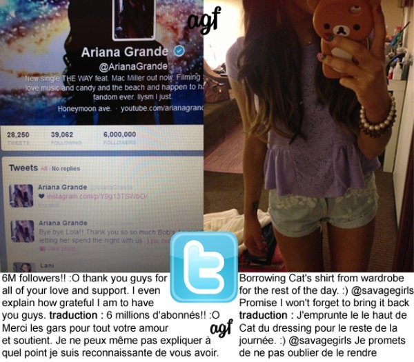 2 nouvelles photos Twitter
