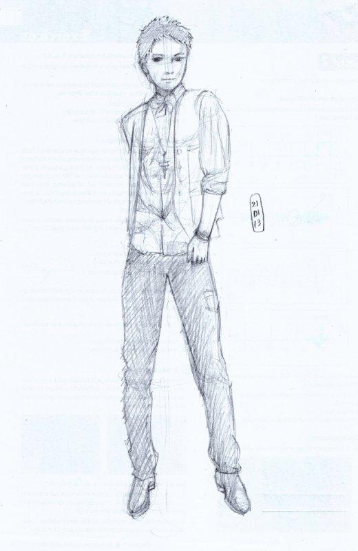 Mes dessins de la semaine