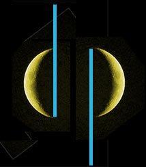 Le calendrier lunaire des mois de Janvier et de Février 2012
