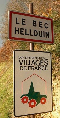 VISITE DE LA FERME BIOLOGIQUE DU BEC HELLOUIN