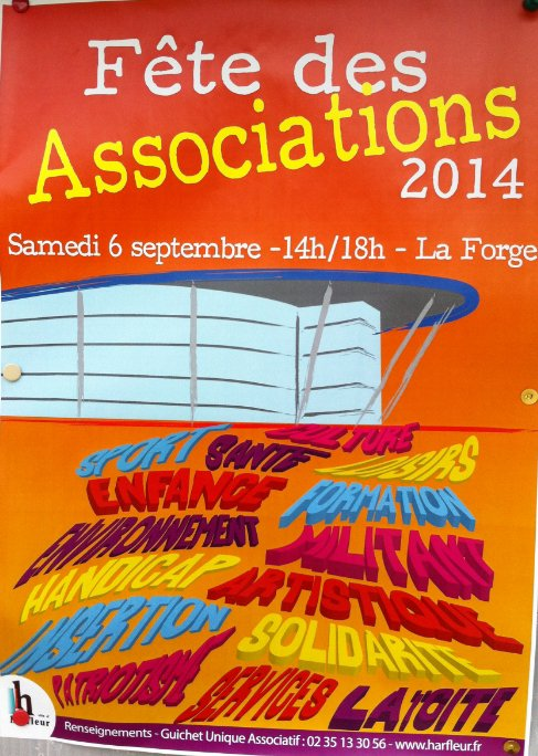 Fête des Associations 2014