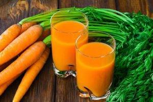 Jus de carotte : excellent pour la santé