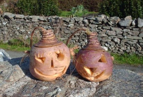 Halloween : l'origine de la citrouille grimaçante