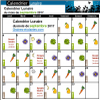 calendrier lunaire septembre 2017