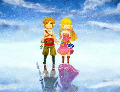 Photo de The Legende Of Zelda - 2-