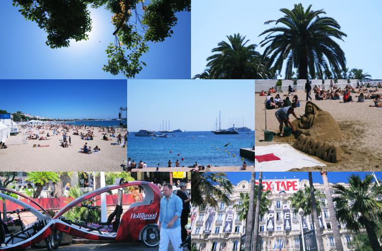 ₪ Mon expérience à Cannes