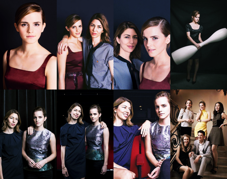 ₪ Photoshoot Cannes ~ Florence, Emma & Alicia