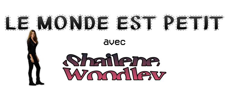 ₪ Le monde est petit #2 ~ Shailene Woodley