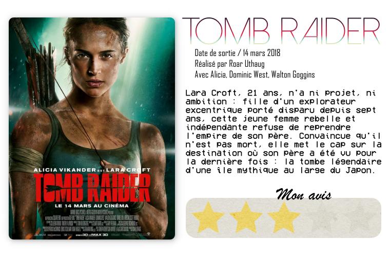 ₪ La médiathèque de 5WOMEN ~ Tomb Raider