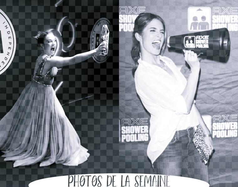 ₪ Photos de la semaine ~ Florence & Nikki