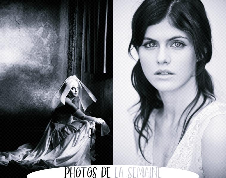 ₪ Photos de la semaine ~ Emma & Alexandra