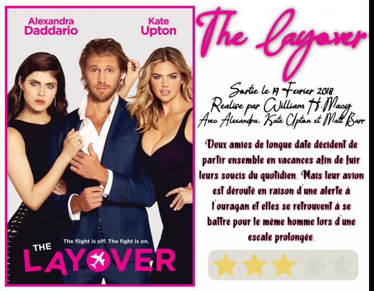 ₪ La Médiathèque de 5Women ~ The Layover