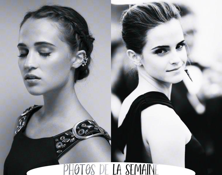 ₪ Photos de la semaine ~ Alicia & Emma