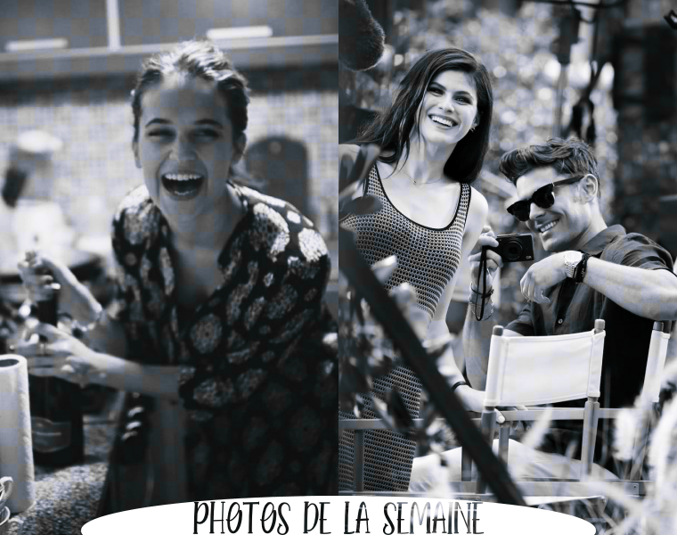 ₪ Photos de la semaine ~ Alicia & Alexandra