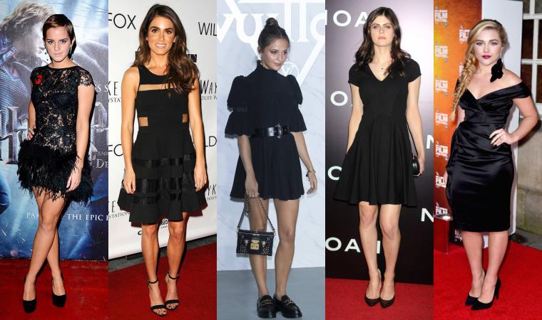 ₪ Sondage #12~ Quelle petite robe noire préférez-vous ?