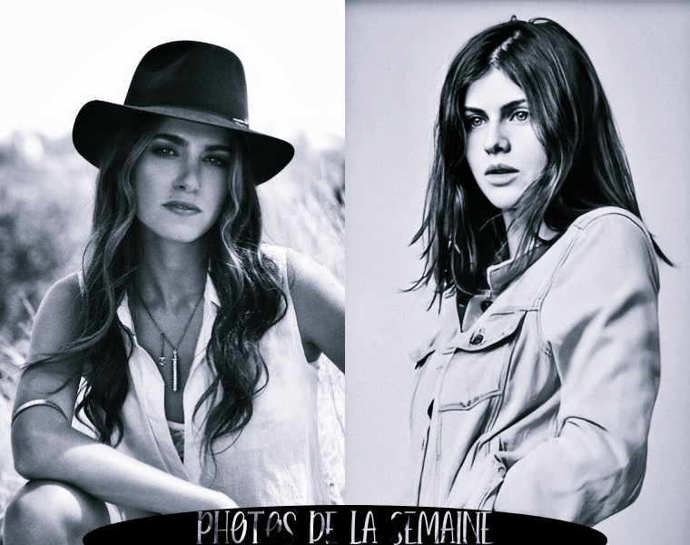 ₪ Photos de la semaine ~ Nikki & Alexandra