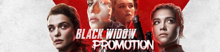 ₪ News du 3 Avril 2021 ~ New Trailer Black Widow