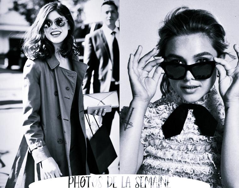 ₪ Photos de la semaine ~ Alexandra & Florence