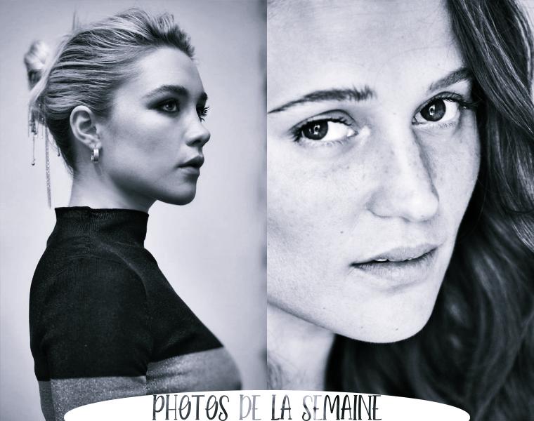 ₪ Photos de la semaine ~ Florence & Alicia