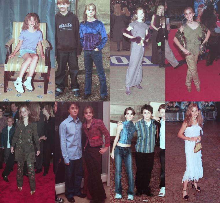 ₪ Les événements Harry Potter au fil des années