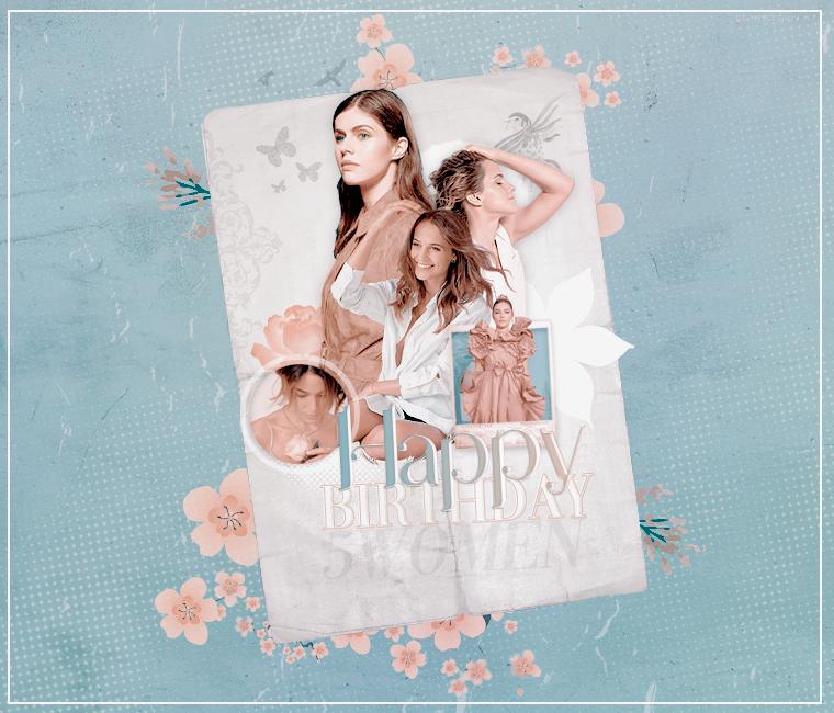 ₪ Joyeux anniversaire 5Women !!
