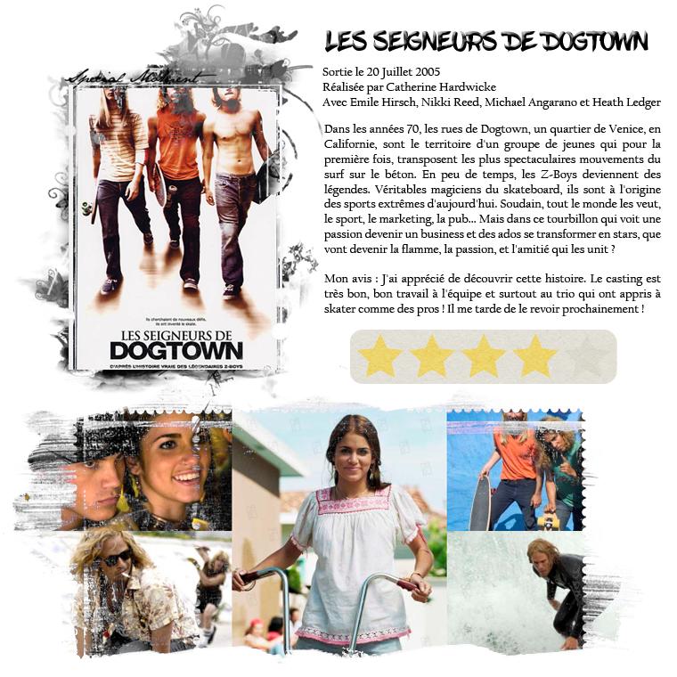 ₪ La Médiathèque de 5Women ~ Les Seigneurs de Dogtown