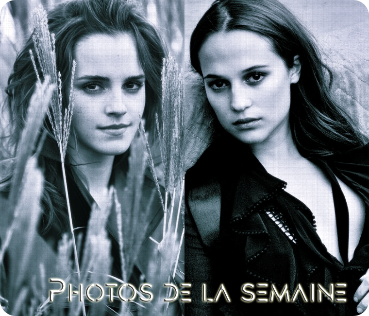 ₪ Photos de la semaine ~ Emma & Alicia