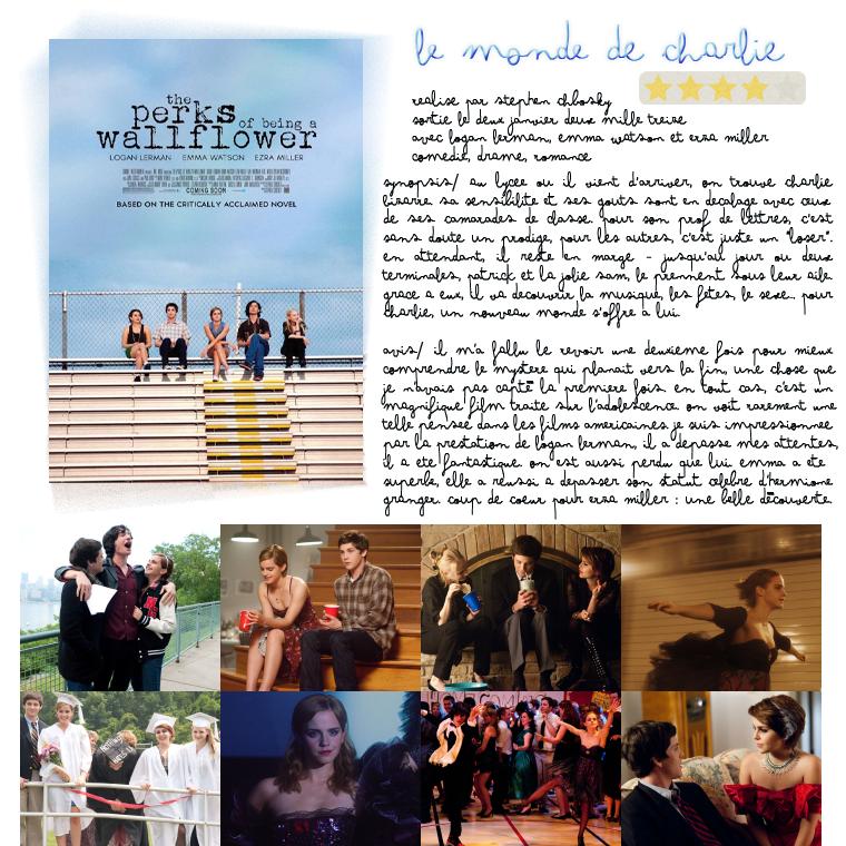 ₪ La Médiathèque de 5Women ~ Le monde de Charlie