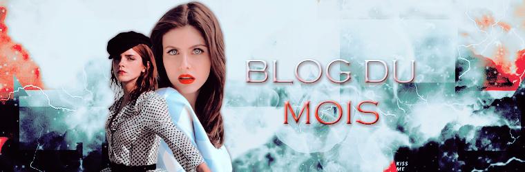 ₪ Blog du mois