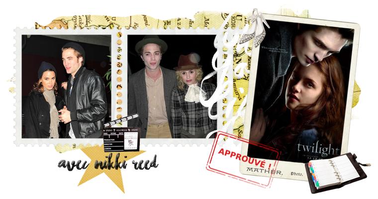 ₪ Le monde est petit #13 ~ Robert Pattinson
