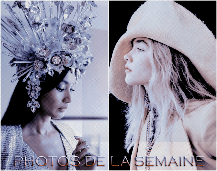 ₪ Photos de la semaine ~ Gemma & Florence