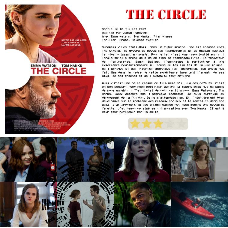 ₪ Médiathèque 5W ~ The Circle