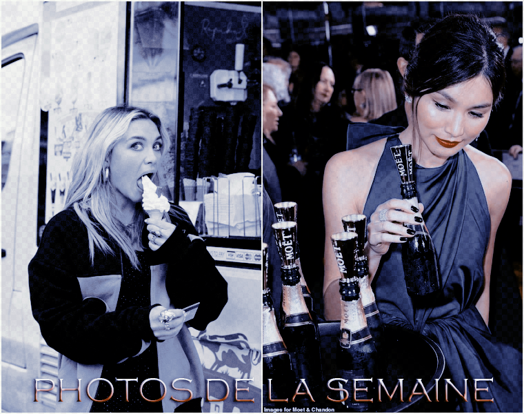 ₪ Photos de la semaine ~ Florence & Gemma