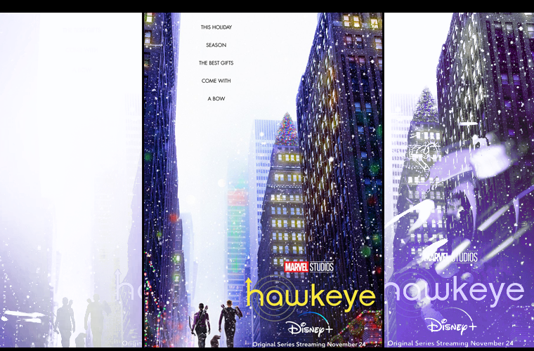 ₪ News du 13 Septembre 2021 ~ Hawkeye & Don't Worry Darling