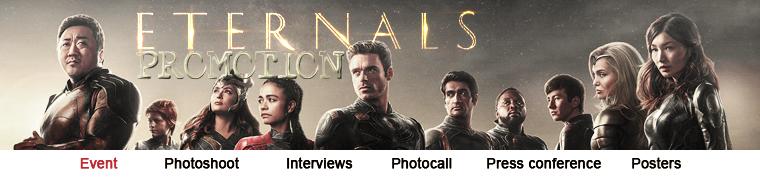 ₪ News du 19 Octobre 2021 ~ Eternals LA Premiere