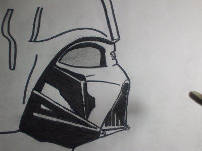 Dessin Dark Vador Blog Consacré A La Saga Starwars