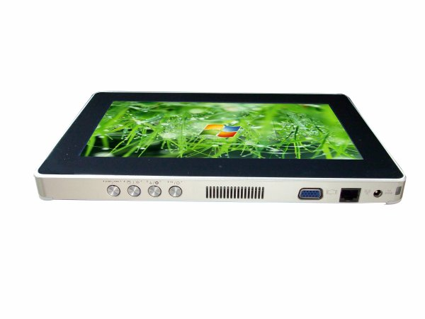 Tablette PC tactile (Multitouch) NT107 10 pouces HDD 160Gb neuf  380 euros !