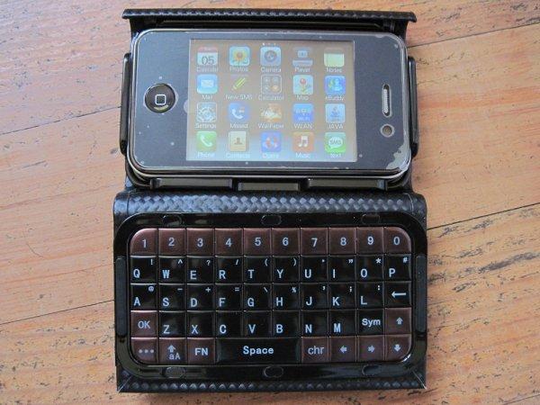 Nouveau gsm chinois T8000 WIFI avec clavier(original)